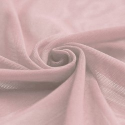 Mesh stretch fabric - Old pink