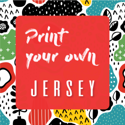 JERSEY - Print your own