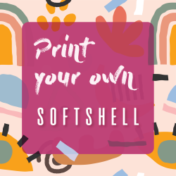 SOFTSHELL - Print your own