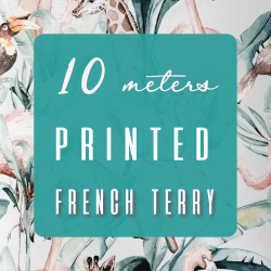 10m FRENCH TERRY - Design...