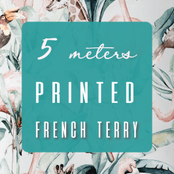 5m FRENCH TERRY - Design...